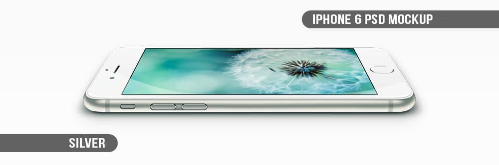 Free iPhone 6 Mockup PSD