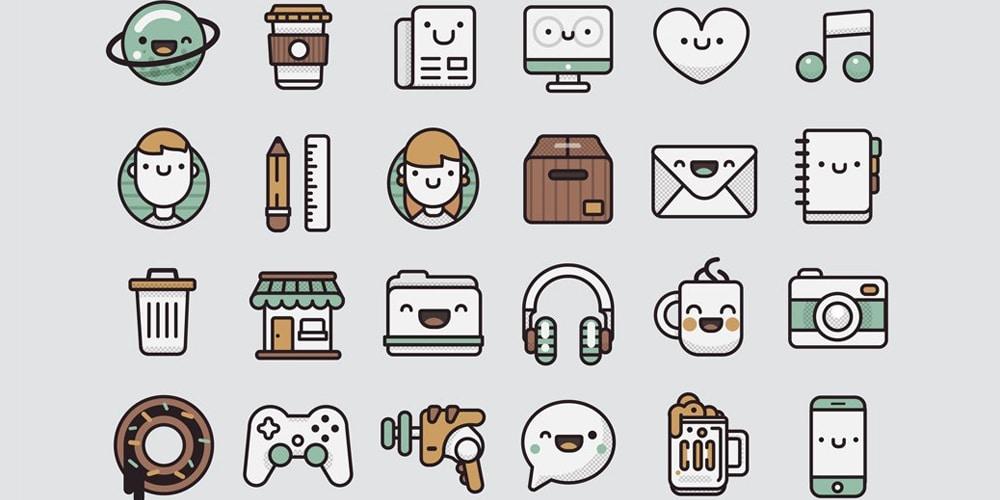 Pamoke Free Icons