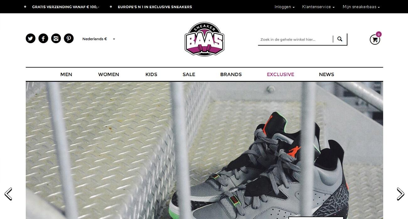 Sneakers online