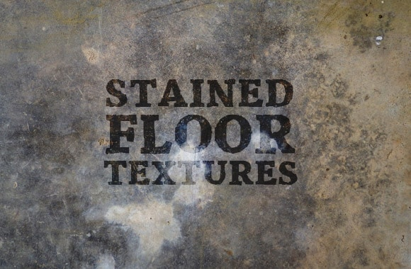 Stained Floor Texture