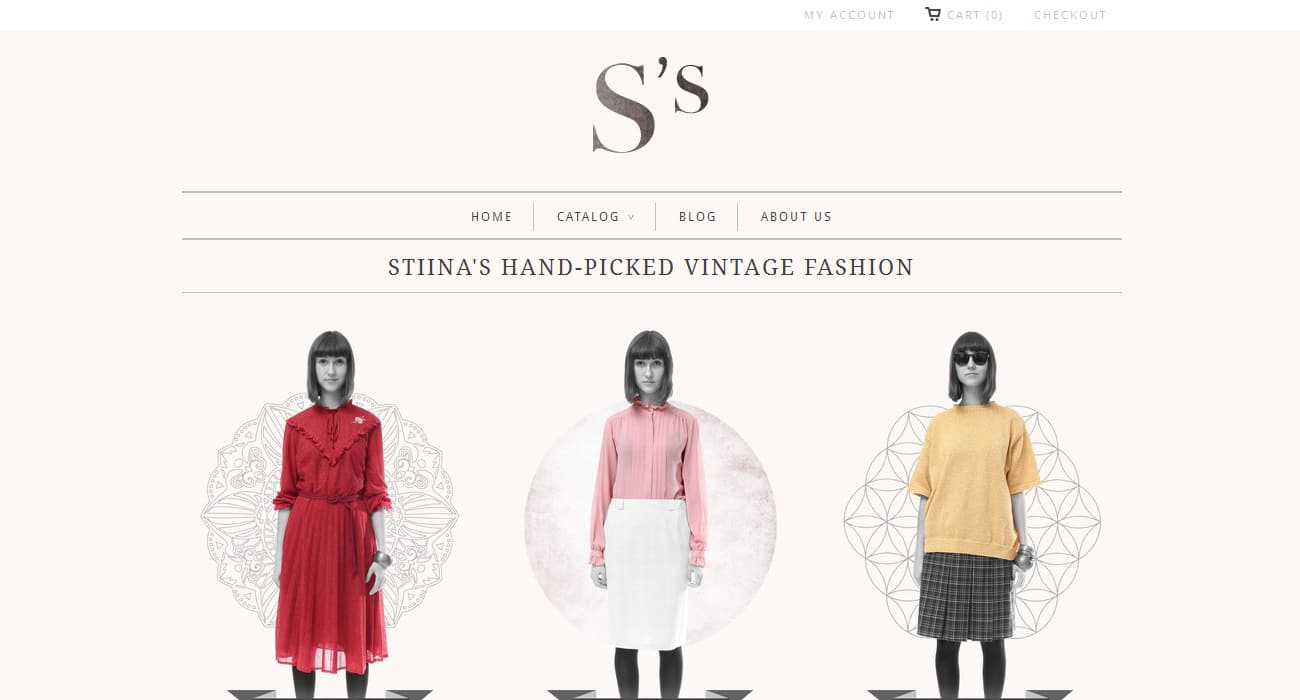 Stiinas Vintage Fashion