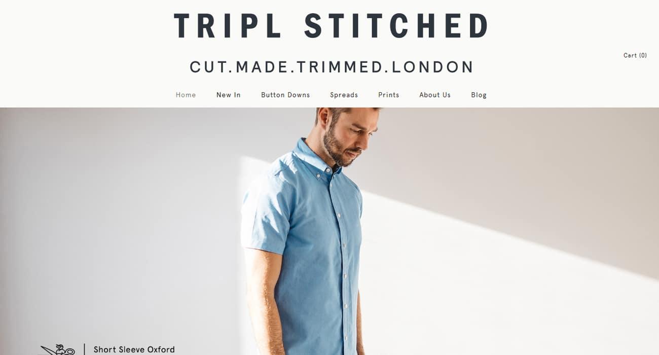 Tripl Stitched