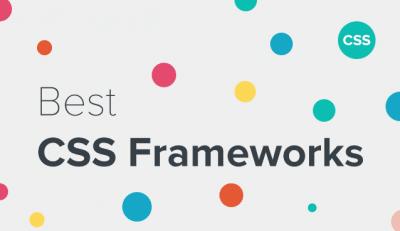 40+ Best CSS Frameworks for Responsive Design