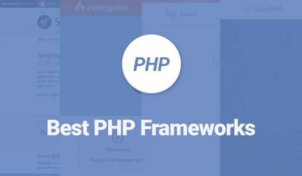 85+ Best PHP Frameworks for Web Developers