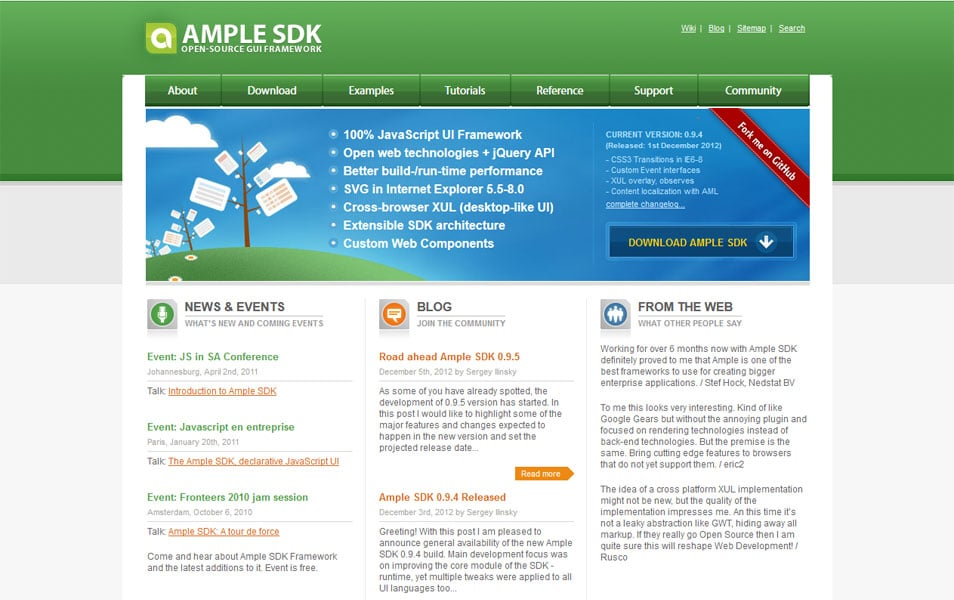 Ample SDK