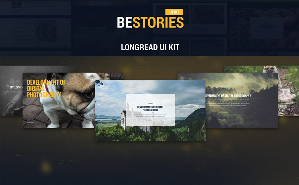 BeStories UI Kit