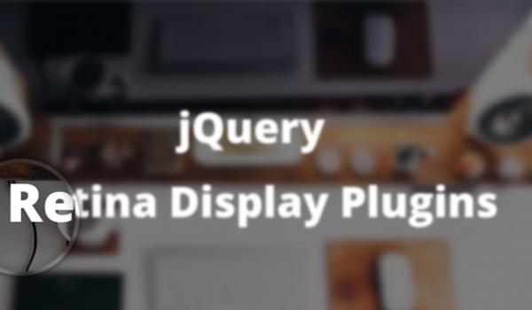 Best jQuery Retina Display Plugins