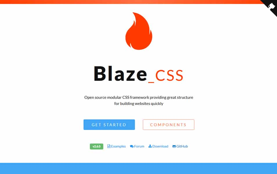 100 best css frameworks for responsive design open source modular css framework providing great structure for building websites quickly malvernweather Image collections