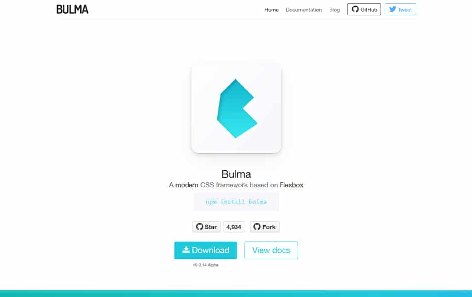 100 best css frameworks for responsive design bulma css framework malvernweather Images
