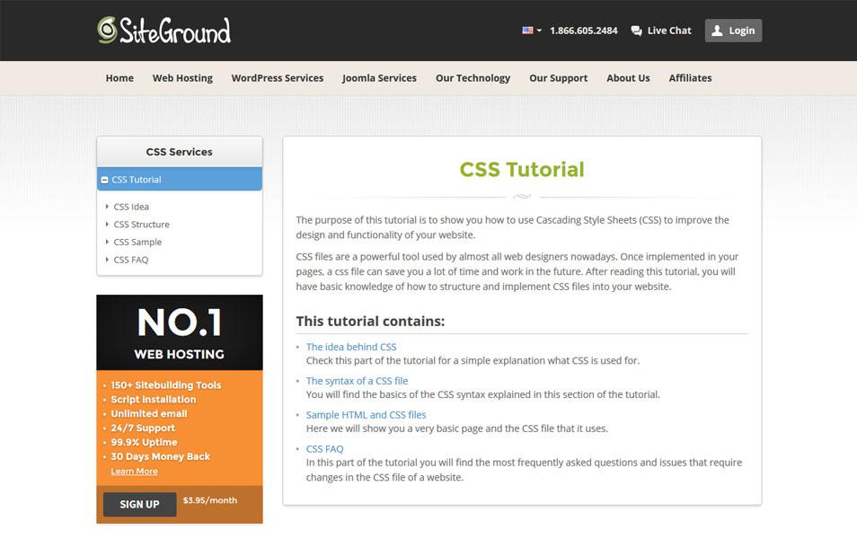 CSS Basics Tutorial | SiteGround