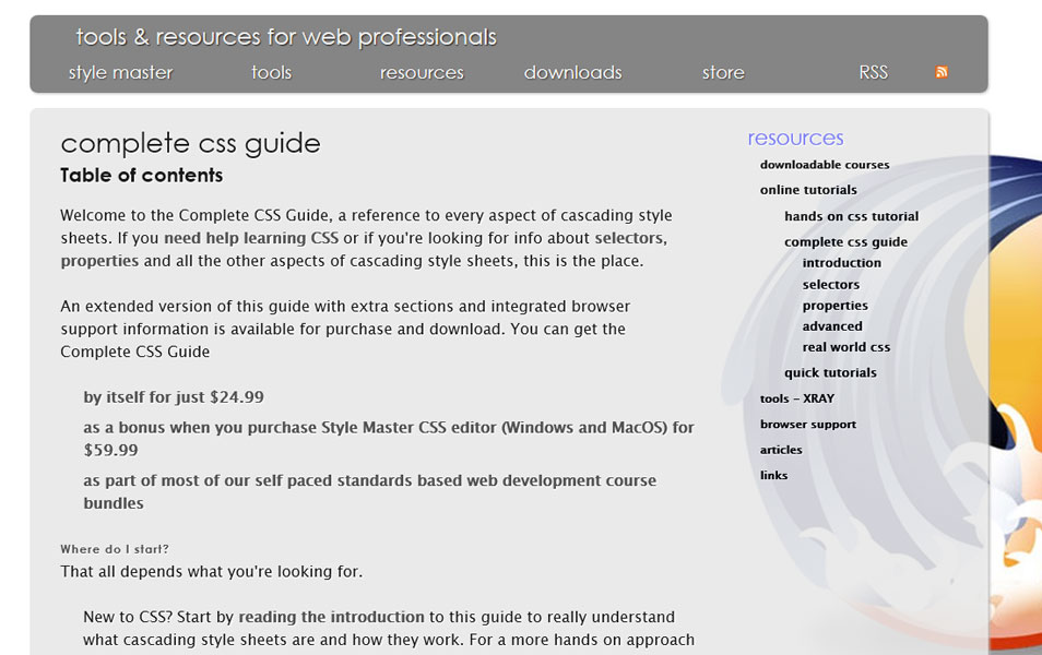 Complete CSS Guide