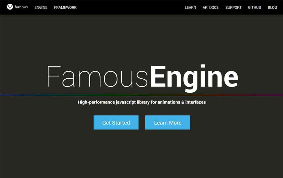 Famous Framework