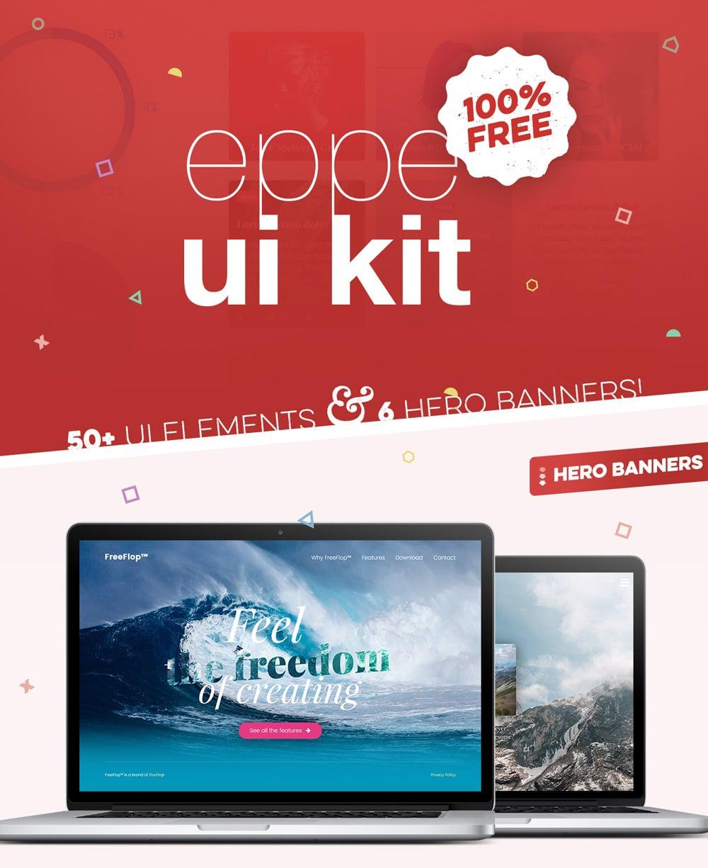 Free Eppe UI Kit