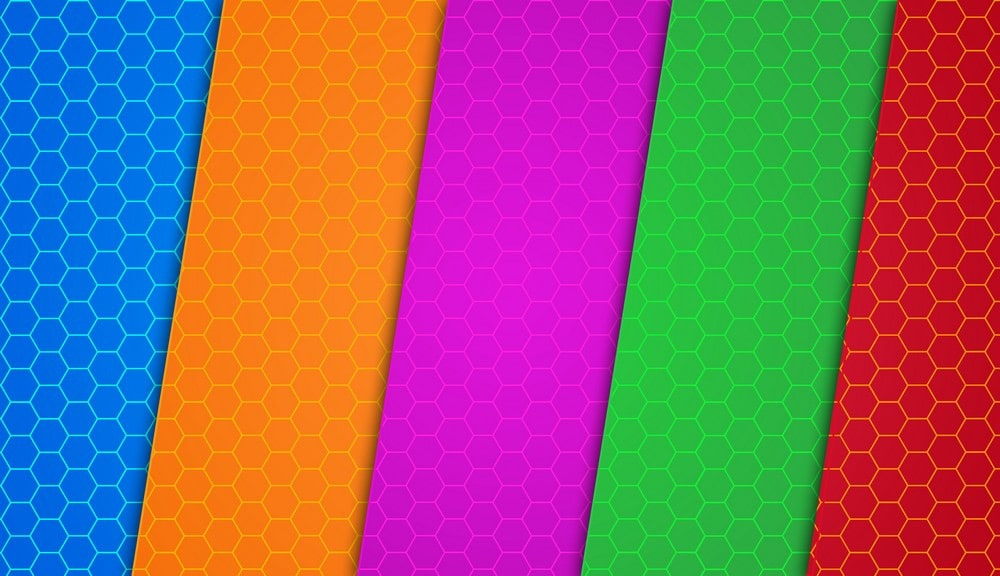 Hexagon-Background