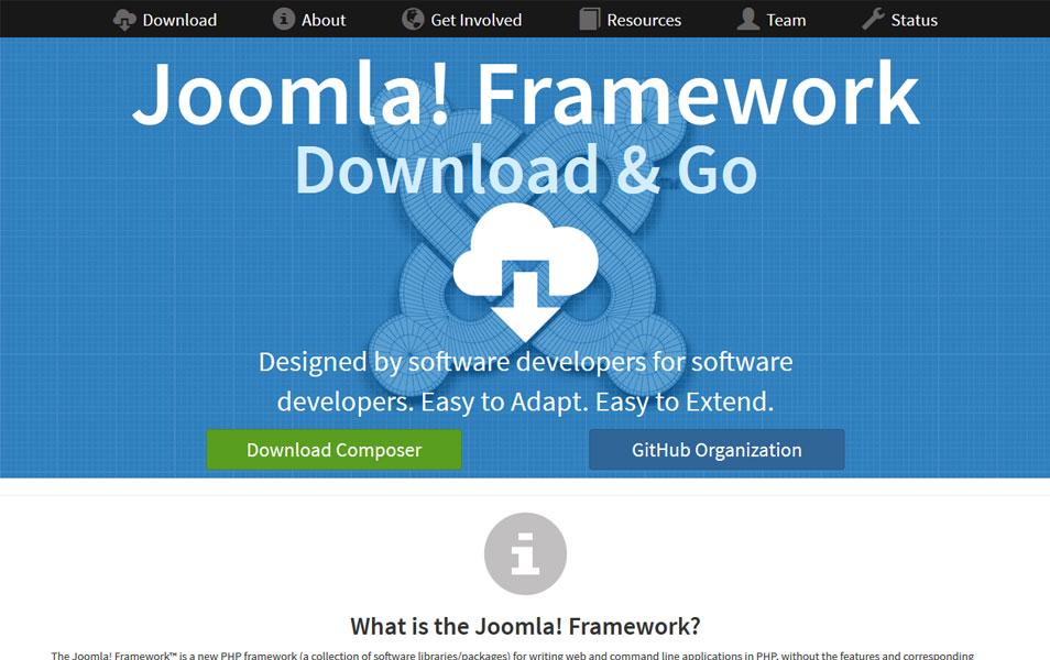 Joomla Framework
