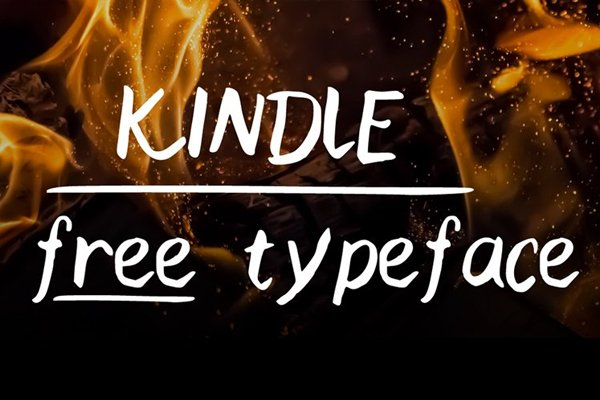 Kindle Typeface
