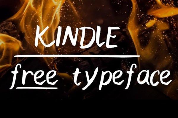 Kindle Typeface