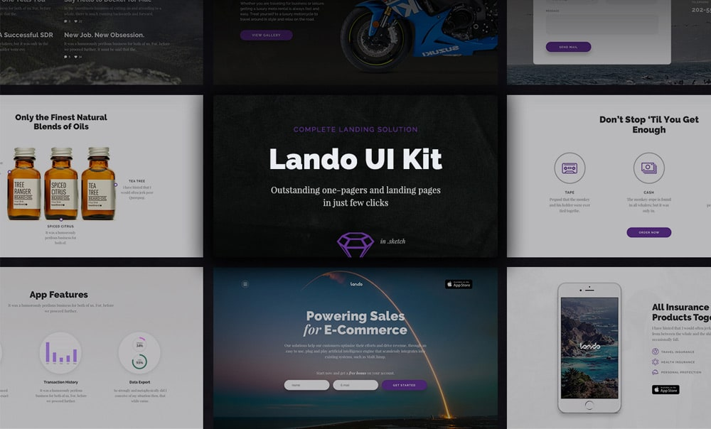Lando UI Kit
