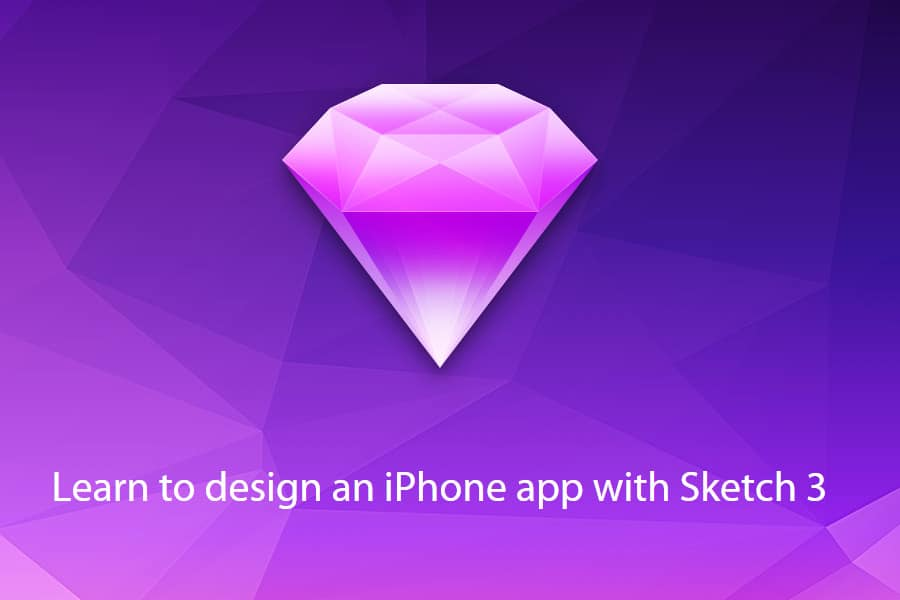 Learn to design an iPhone app with Sketch 3