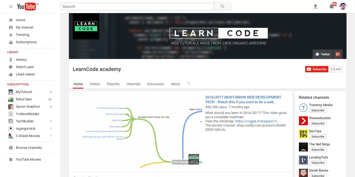 LearnCode Academy