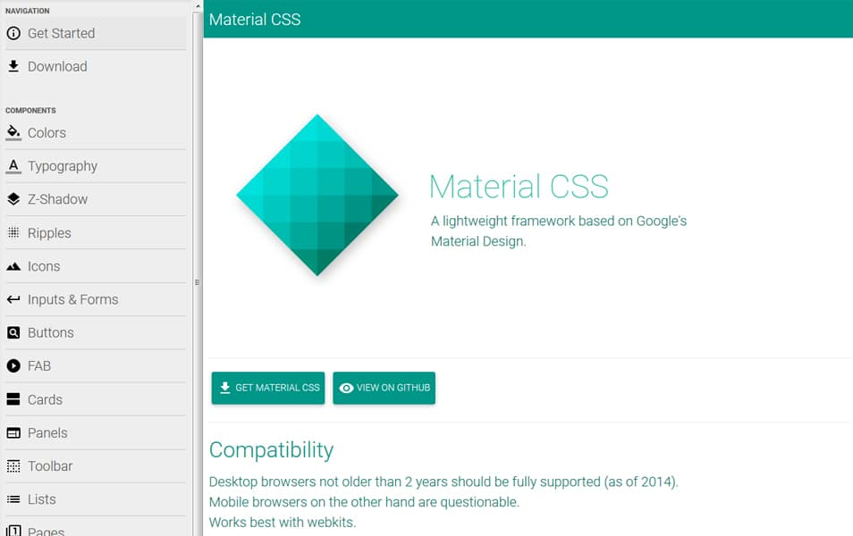 100 best css frameworks for responsive design malvernweather Images