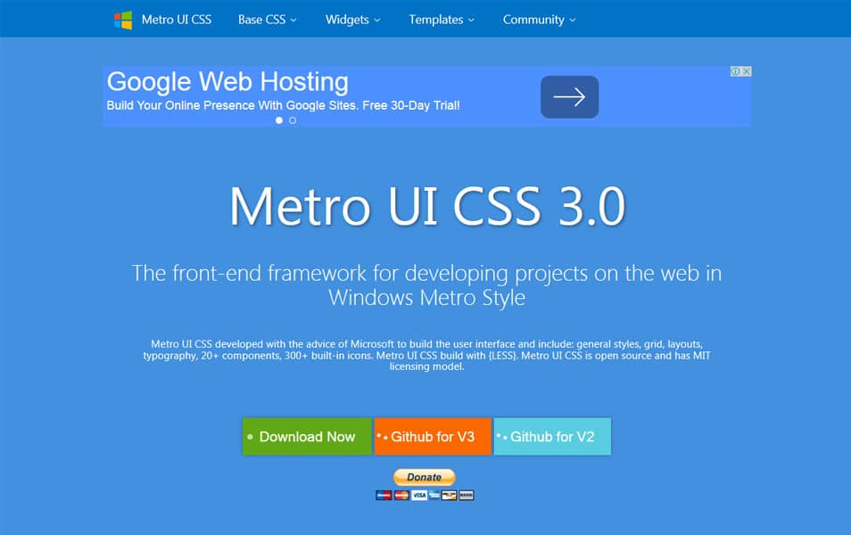 100 best css frameworks for responsive design malvernweather Image collections