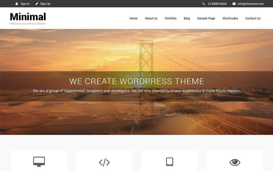 Naturo Lite Responsive WordPress Theme