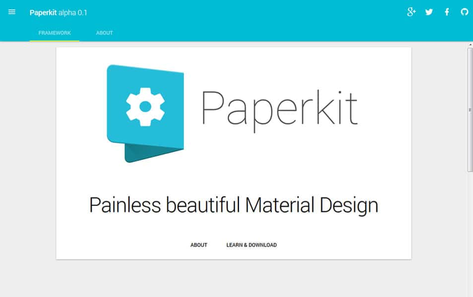 The Best CSS Frameworks for Material Design | Web Design and Web