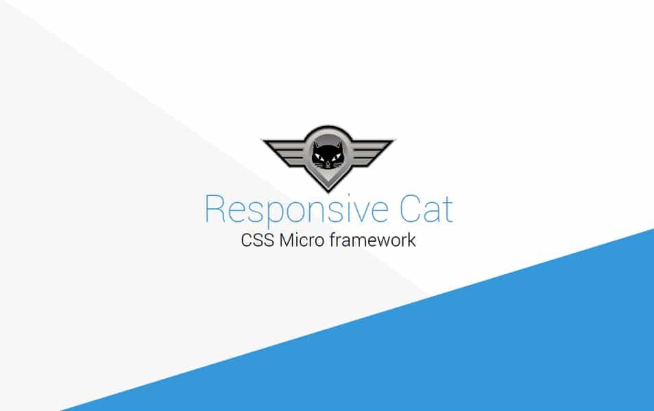 100 best css frameworks for responsive design responsive cat malvernweather Images