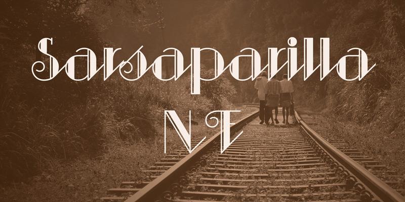 Sarsaparilla NF Font