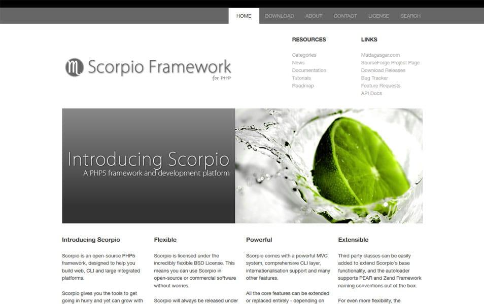 Scorpio Framework