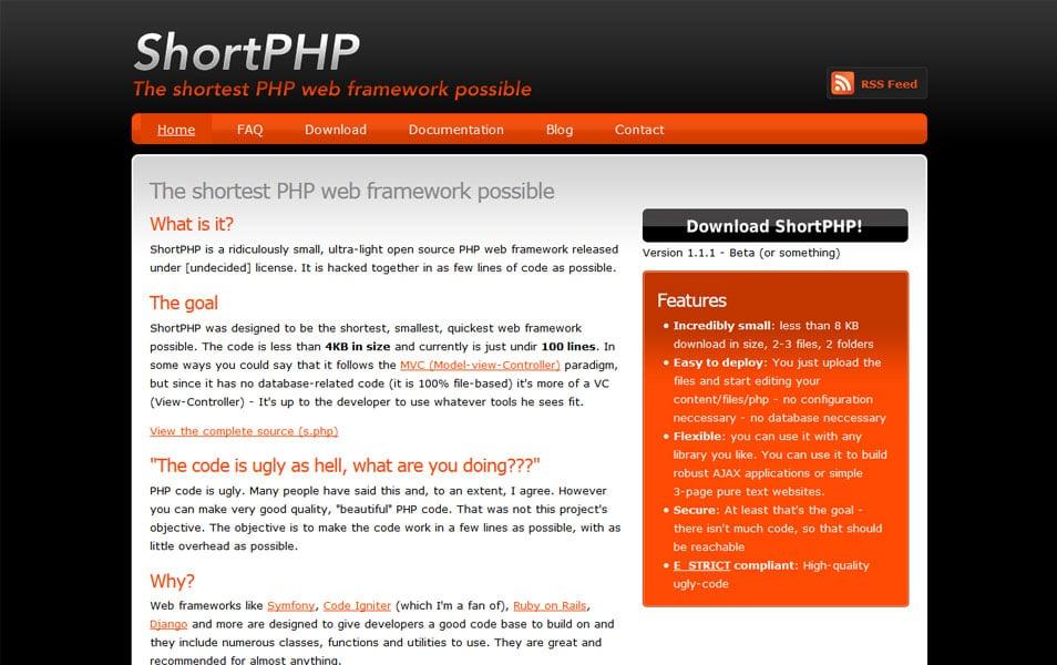 ShortPHP