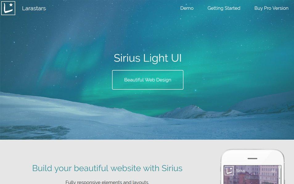Sirius UI