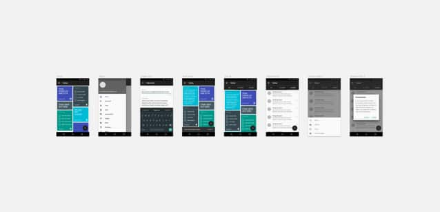 Sketch With Material Design