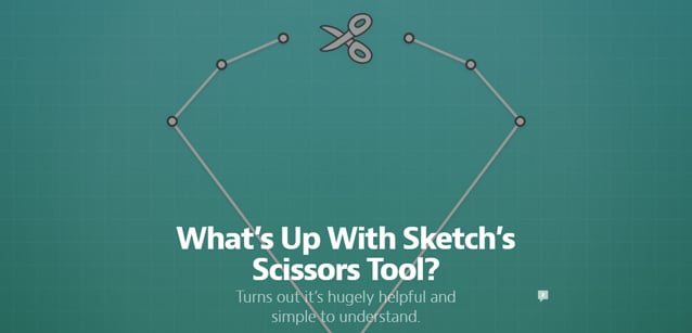 Sketchs Scissors Tool