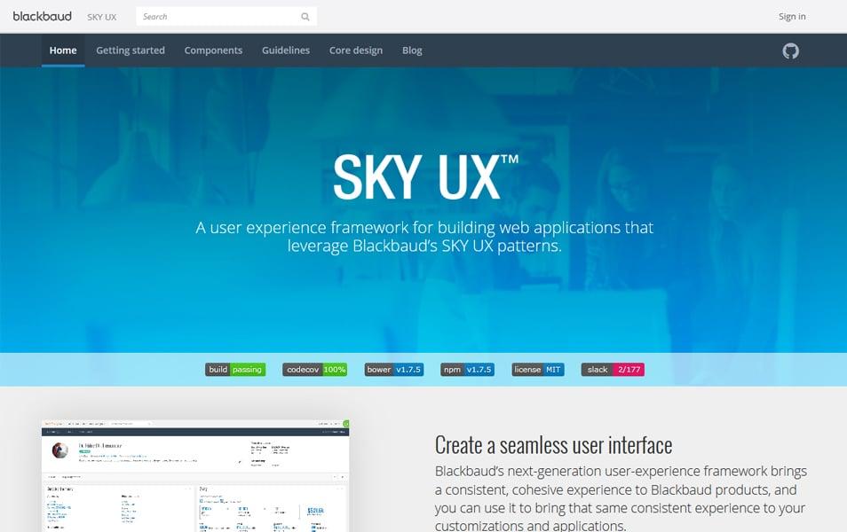 Sky UX