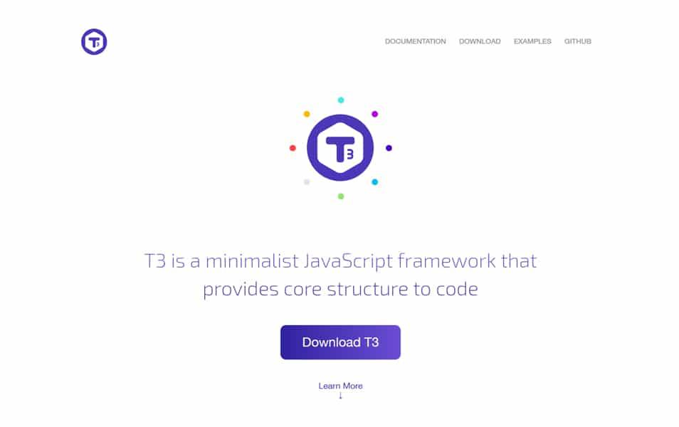 T3 JavaScript Framework