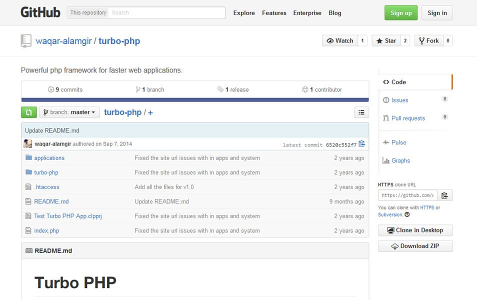 Turbo PHP
