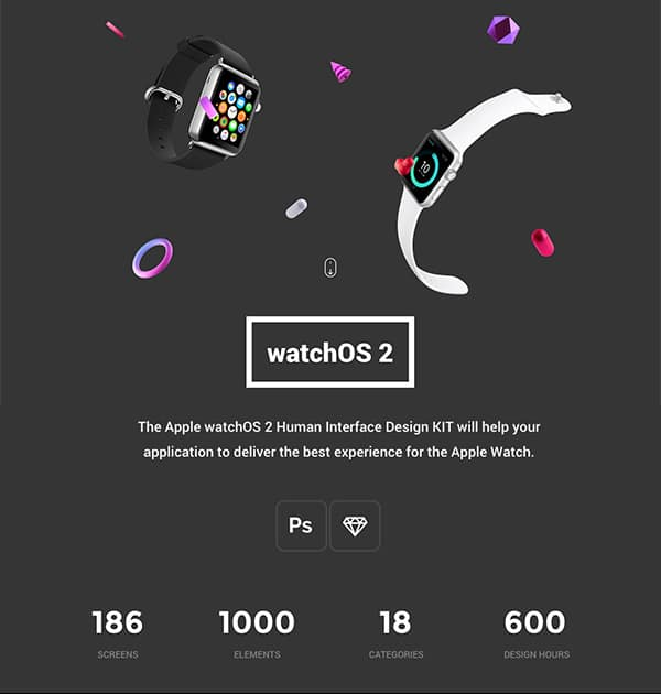 WatchOS-2-Human-Interface-Design-Kit