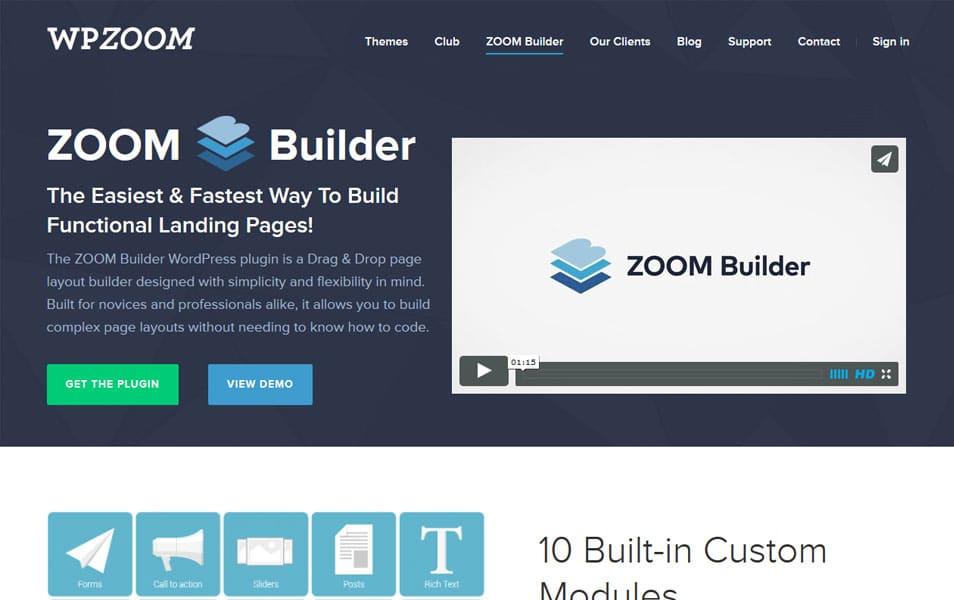 WPZOOM Builder