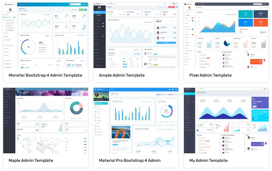 at wrappixel we offer high quality free and premium bootstrap admin templates it can be used for your products like crm project management cms etc