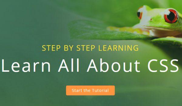 25+ Best Collection of CSS Tutorials Website
