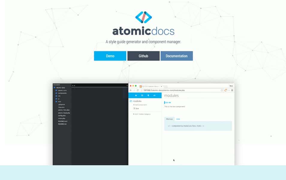 Atomic Docs
