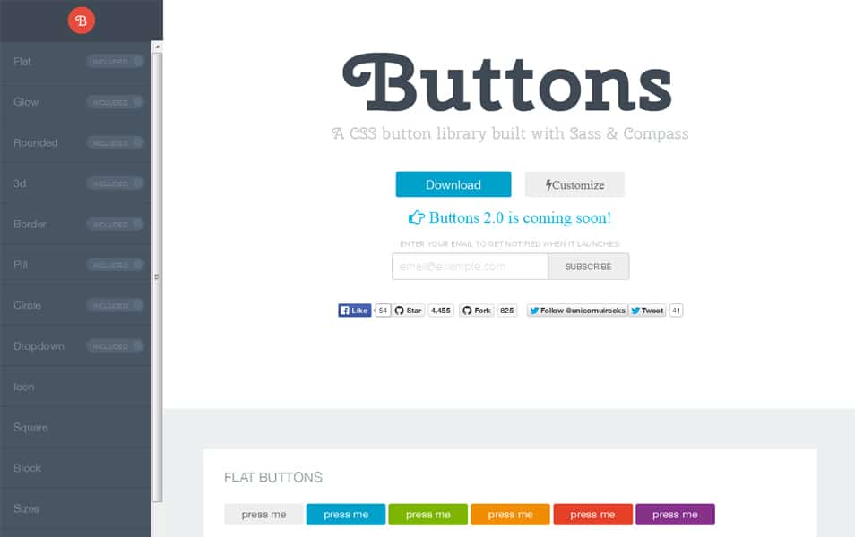 Buttons 2.0