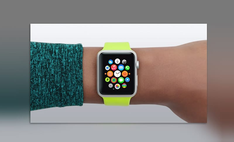 Free Mockups with Apple Watch
