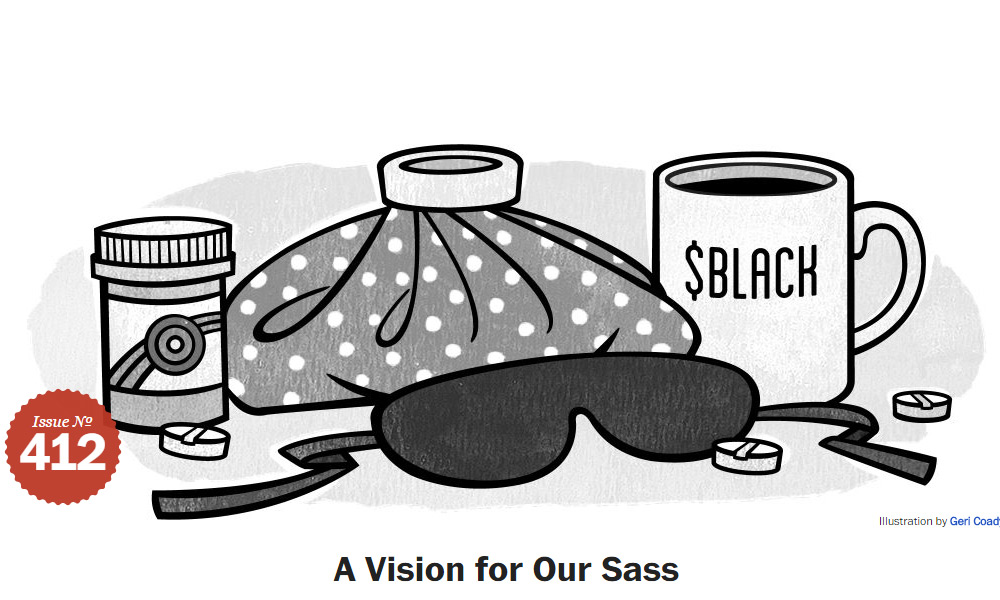 A Vision for Our Sass