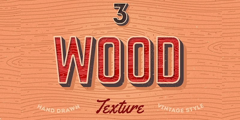 Free Vector Wood Textures