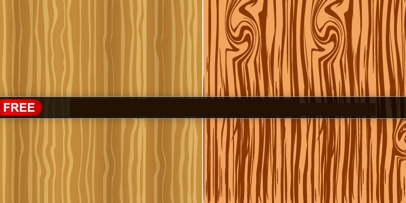 Free Wood Texture Vector Illustrator