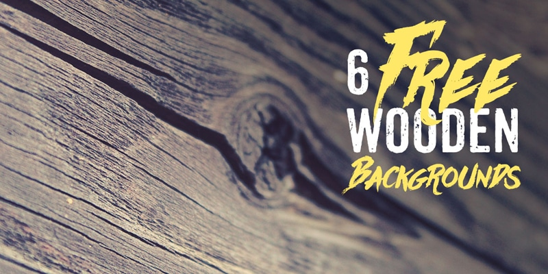 Free Wooden Backgrounds