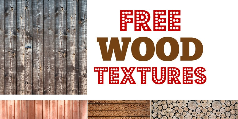 High-Res Free Wood Textures